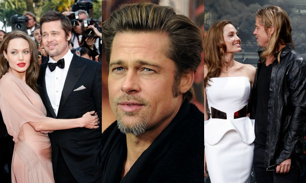 ¿Cada cuánto cambia de 'look' Brad Pitt?