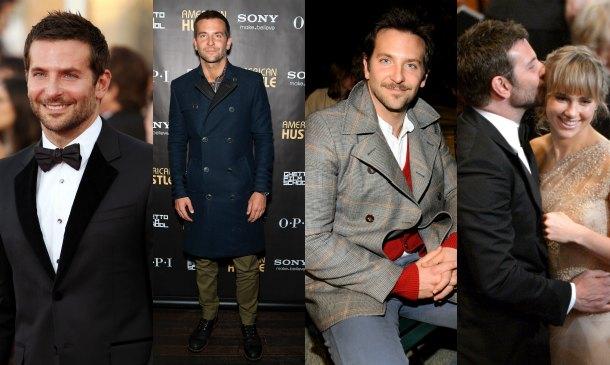 Bradley Cooper es el nuevo soltero de oro de Hollywood según los lectores de hola.com