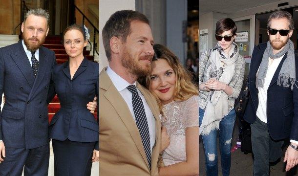 Los maridos de las 'celebs' con más estilo