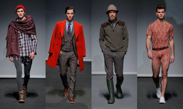 El 'homewear' de hombre protagoniza la tercera jornada de desfiles en la MFSHOW Men