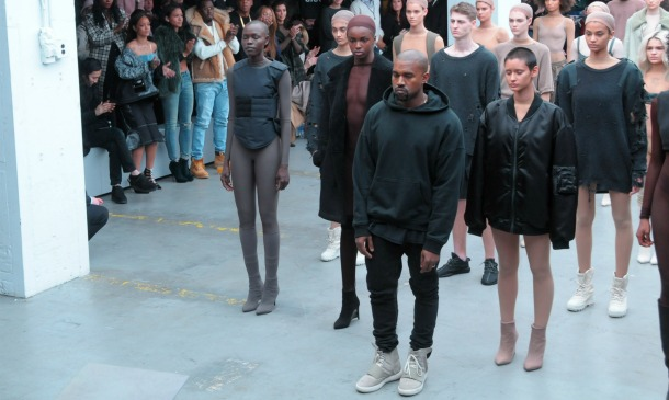 ¿Es Kanye West un genio de la moda?