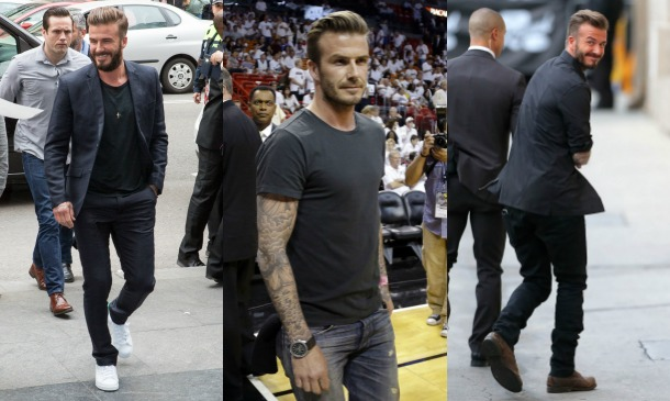 Los diez (auténticos) básicos de David Beckham
