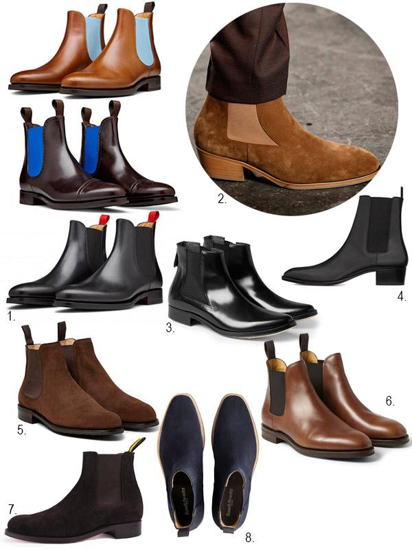 3652bc36 Diez maneras diferentes de llevar la bota Chelsea