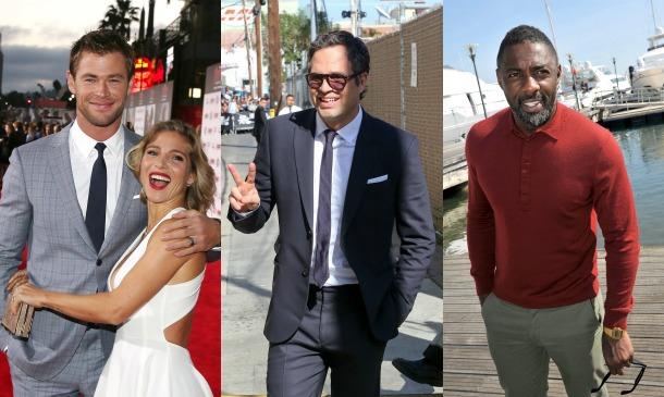 Cazadoras bomber, 'casualwear' y alfombra roja: Así se han vestido los chicos más guapos esta semana