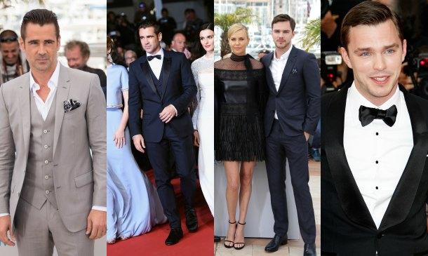 'Looks' de día y de noche, los mejores de la semana en Cannes
