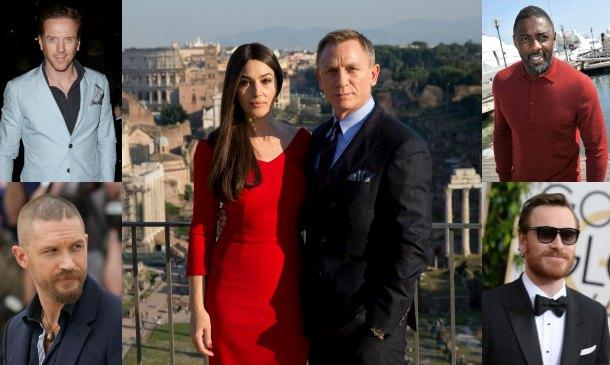 VOTACIÓN: ¿Quién será el próximo James Bond?