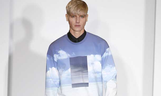 Así fue el desfile de Calvin Klein Collection para la primavera-verano de 2016 presentado en Milán