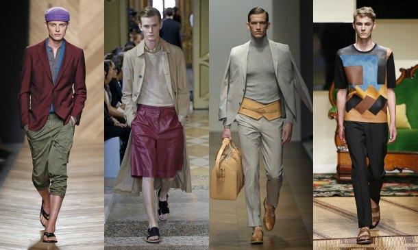 Del 'efecto Beckham' al traje sastre del futuro: Así ha arrancado la pasarela masculina de Milán
