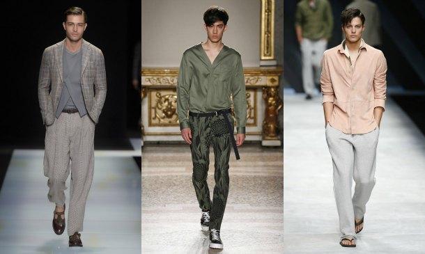 Giorgio Armani protagoniza el desfile más 'cool' de la última jornada de la 'fashion week' de Milán