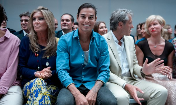 Madrid se pone 'fashion' bajo la atenta mirada de las 'celebs' españolas