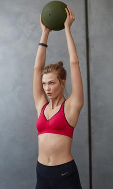 Karlie Kloss: así entrena y se cuida una supermodelo