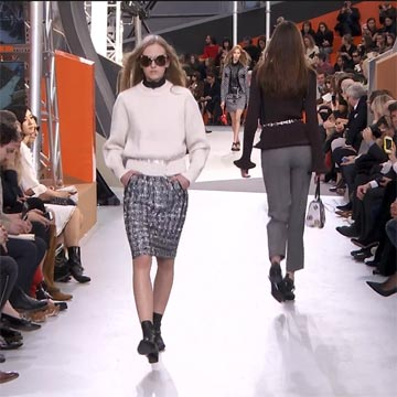 Desde París: Así ha sido el desfile de Louis Vuitton otoño-invierno 2015-2016