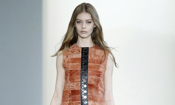 En vídeo: Así ha sido el desfile de Calvin Klein Collection de Nueva York