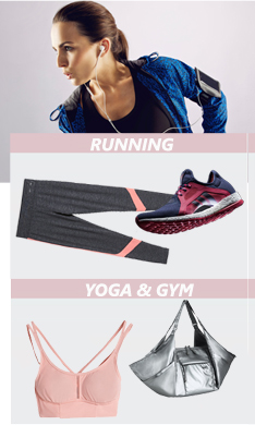 Dime qué deporte practicas… ¡y te diré cómo ponerte en forma con estilo!