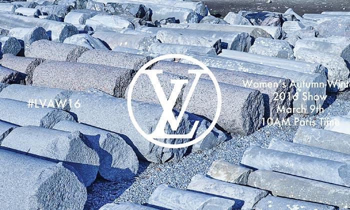 En vídeo: El desfile de Louis Vuitton desde París