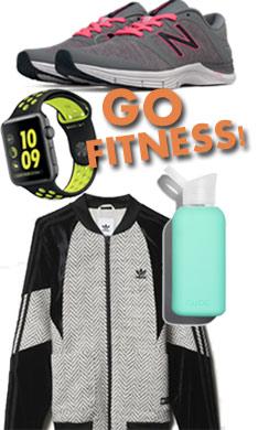 Fitness: 12 propuestas para equiparte este otoño