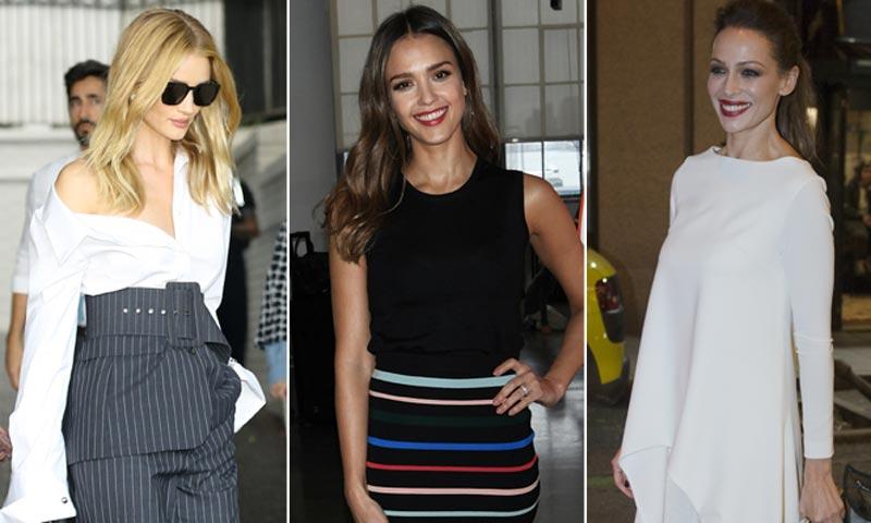 Los 10 mejores 'looks' de la semana para inspirar a una 'working girl'