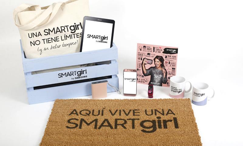 Ahora puedes conseguir todo lo necesario para ser una SMARTgirl