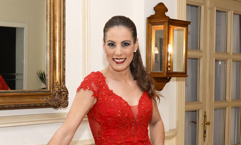 Alicia Senovilla, sin 'tiempo para tener pareja' dos años después de su divorcio