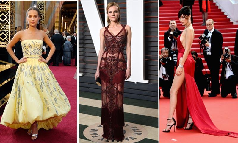 ¿Cuál ha sido el mejor 'look' de alfombra roja del año?