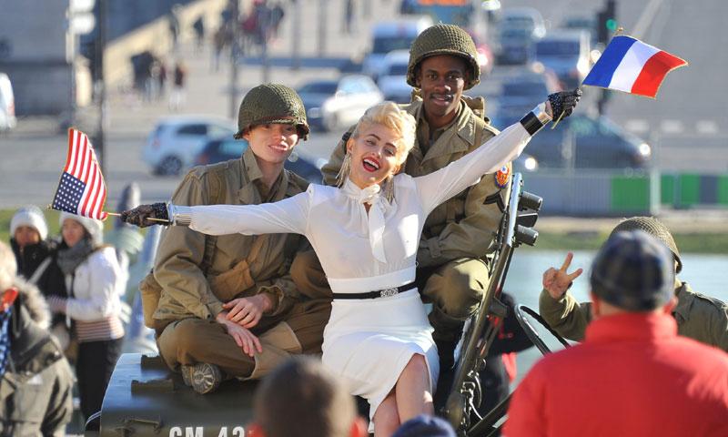 Paris Jackson, hija del 'Rey del Pop', nueva musa de Chanel