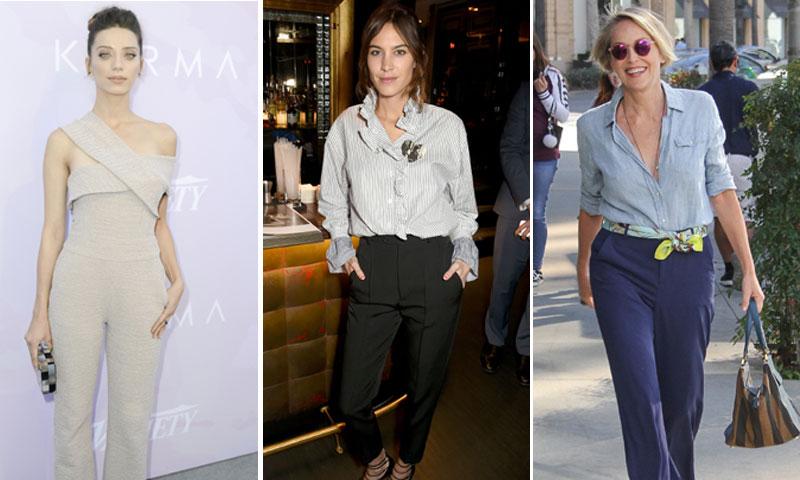 Para ir de fiesta, ¿vestido o camisa? El mejor 'look' de la semana nos da la respuesta