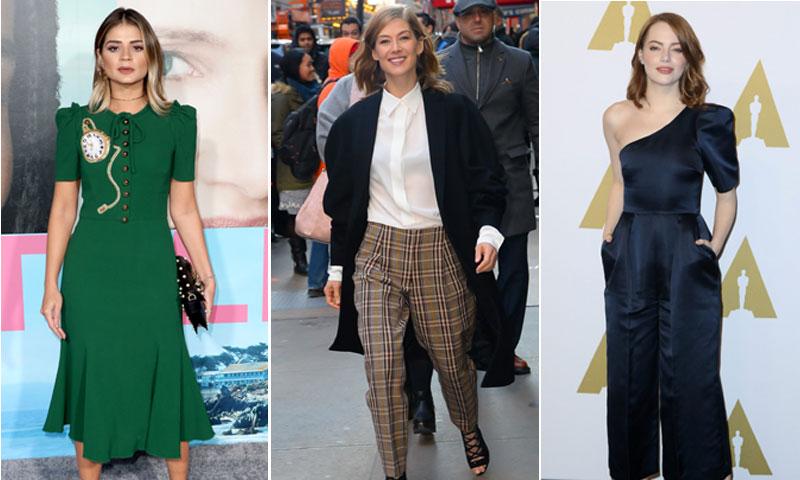 Total look': ¿Qué colores han conquistado la moda de esta semana?