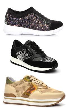 Sneakers: de la oficina al gimnasio