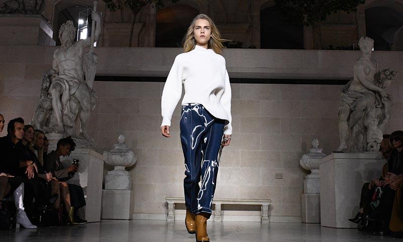 Así ha sido el desfile de Louis Vuitton otoño-invierno 2017-2018: ¡Descubre la nueva colección!