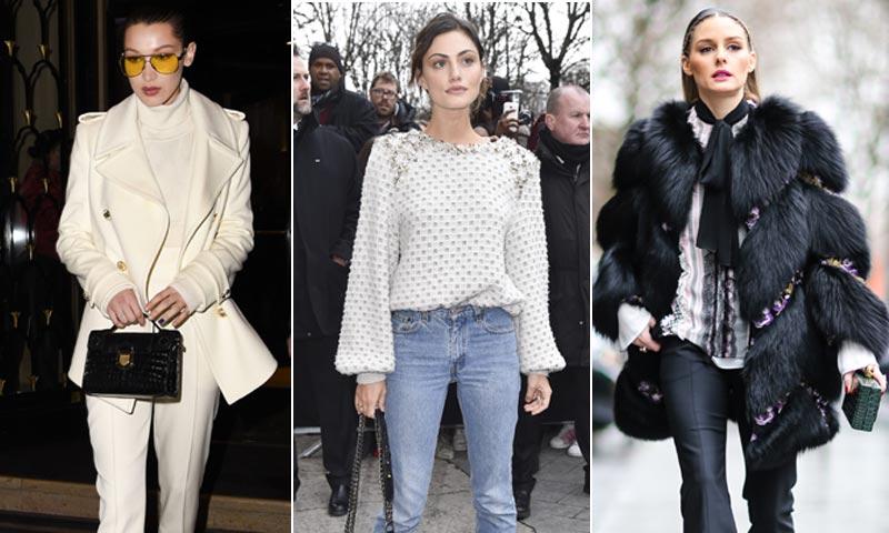 ¿Cuál es el mejor 'look' del 'streetstyle' parisino?