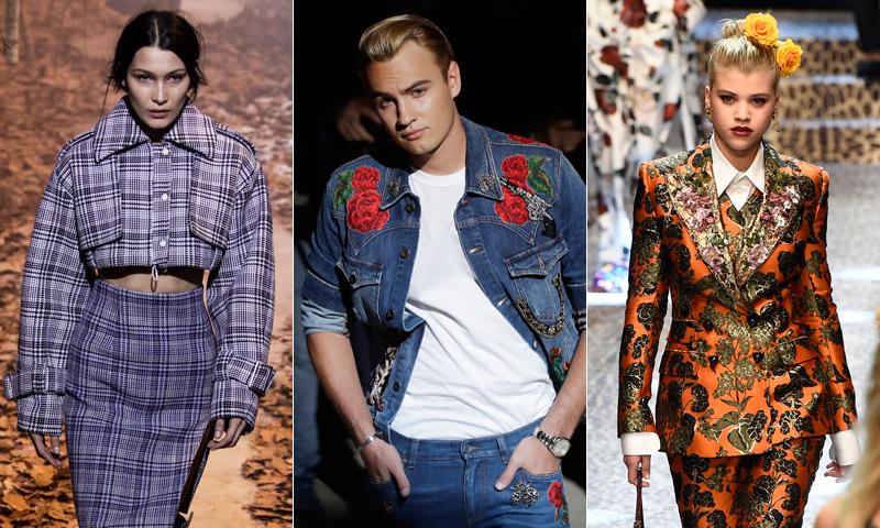 Bella Hadid y otros hijos de famosos convertidos en modelos