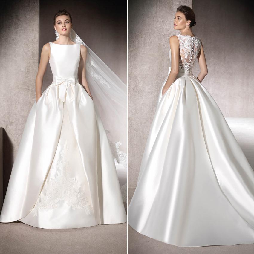 Código promocional nuevo producto precio bajo Pronovias: Los mejores vestidos de novia de St. Patrick - Foto 1