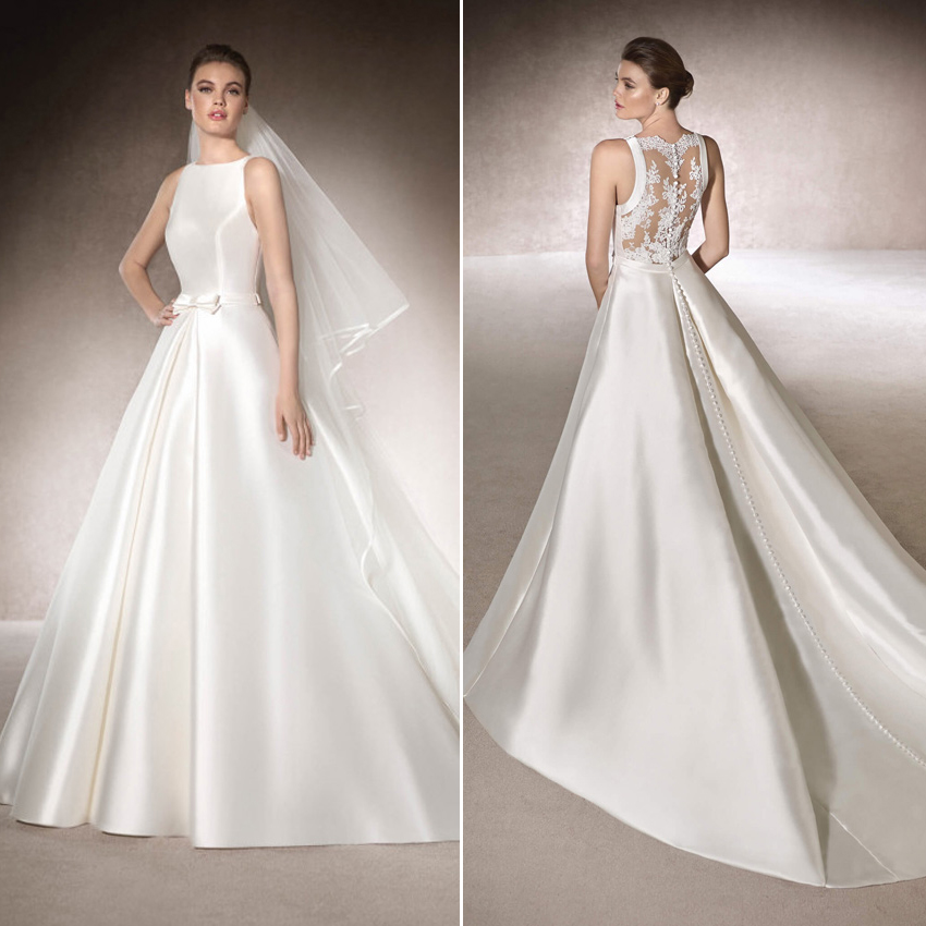 St patrick vestidos novia