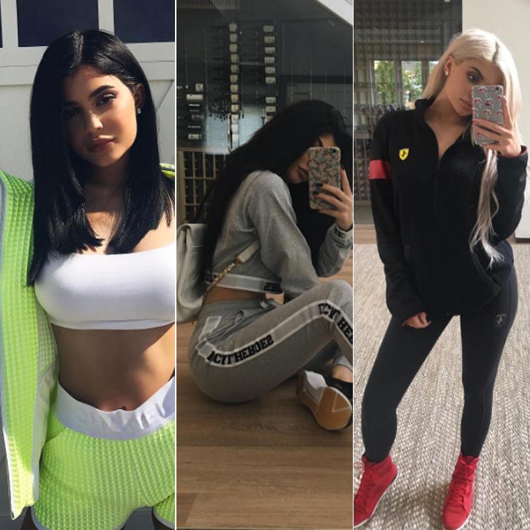 92530db6 Kylie Jenner, siempre sexy, incluso, para ir al... ¡gimnasio. Subir. Estás  leyendo