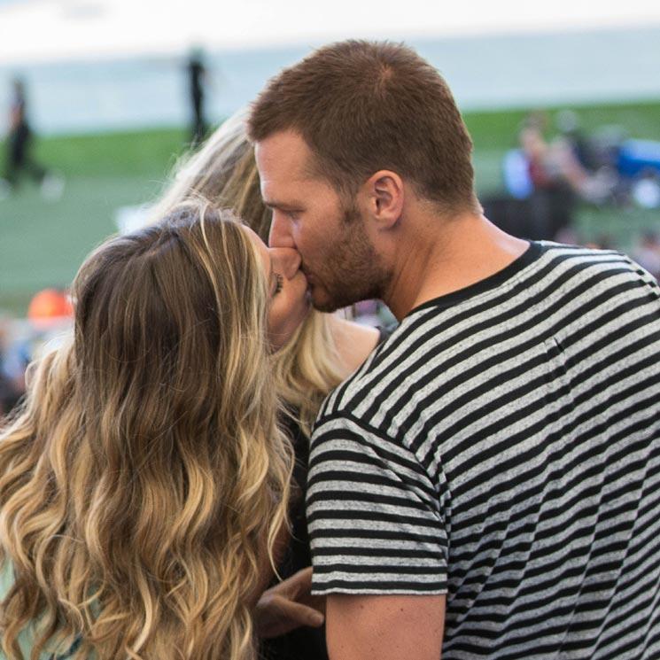 ¿Qué hacen Gisele Bündchen y Tom Brady cuando quieren tener una cita  romántica  e13e0abdf31c6