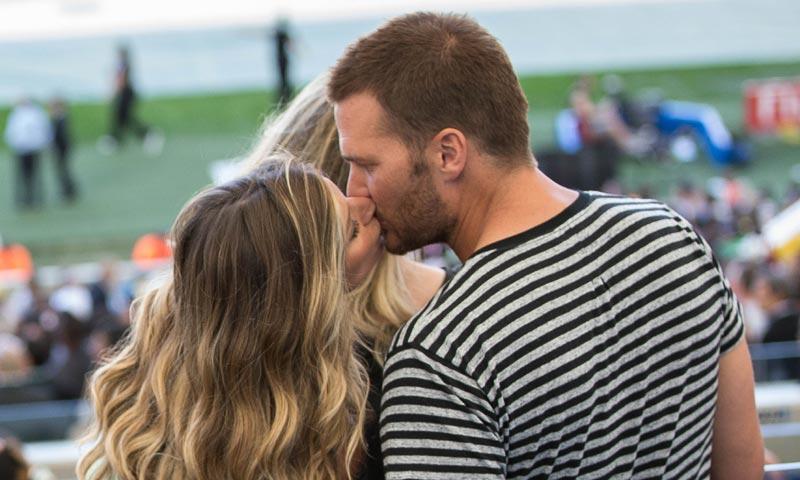 ¿Qué hacen Gisele Bündchen y Tom Brady cuando quieren tener una cita romántica?