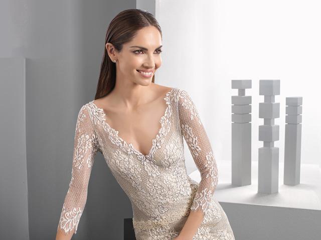 Descubre los mejores vestidos de Rosa Clará para lucir en fiestas este  verano - Foto 50eb93c33703