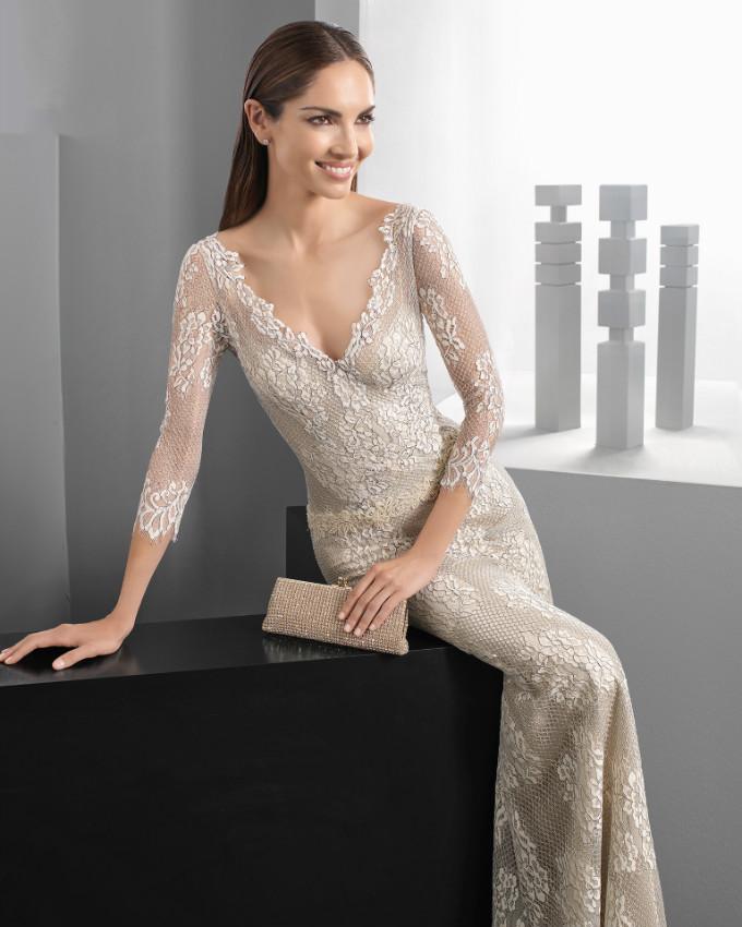 Descubre los mejores vestidos de Rosa Clará para lucir en fiestas ... d3f7b43012a2