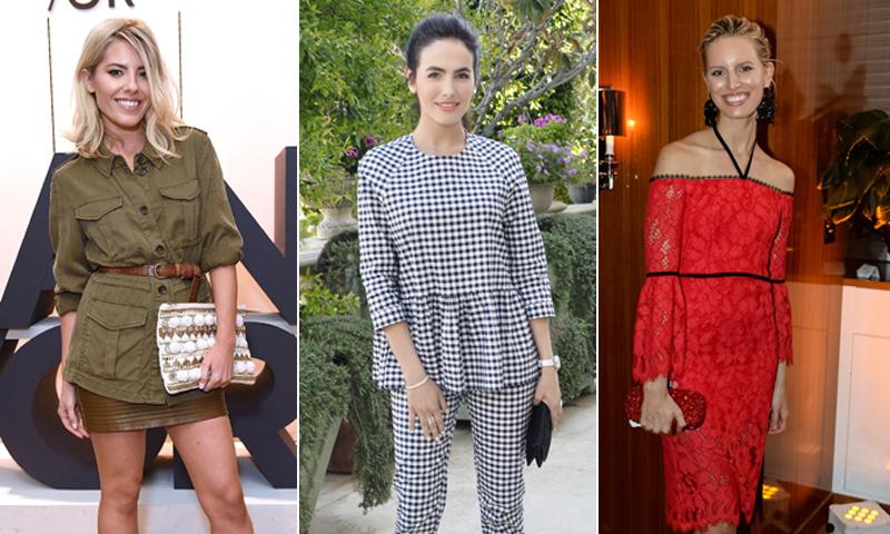 ¿Qué conocida diseñadora 'firma' los mejores 'looks' de la semana?