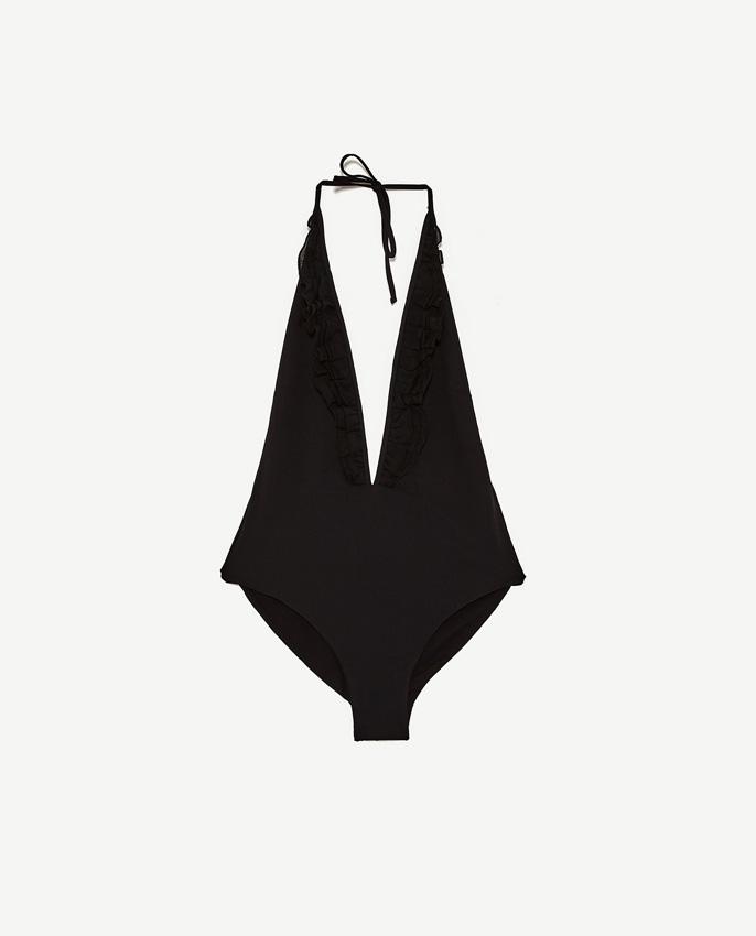 2020 buena calidad diseño profesional Descubre los bañadores 'high leg' de Zara para esta ...
