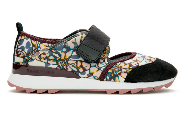 Viste Bimba Las Zapatillas Con Un 'sporty' Y Toque De Sneaker ybf7g6