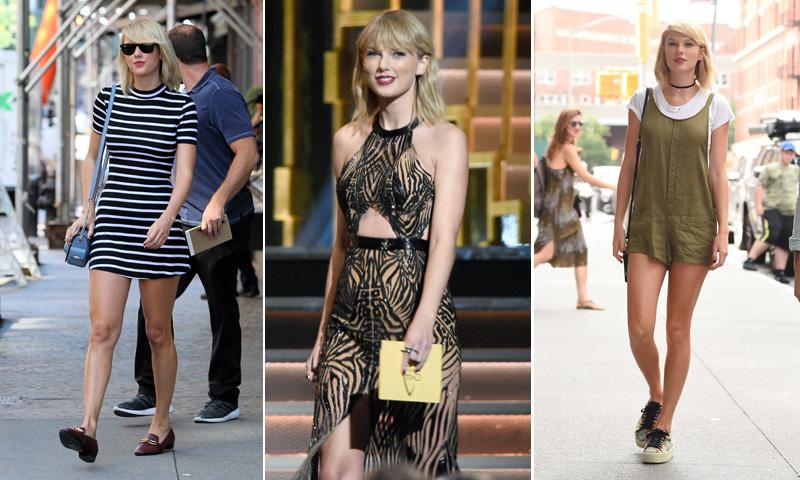 ¡Palabra de Taylor Swift! Consejos de estilo para mujeres con poco pecho