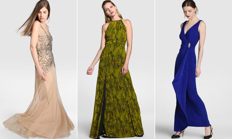 ¡No busques más! 10 vestidos de fiesta para ser el centro de todas las miradas