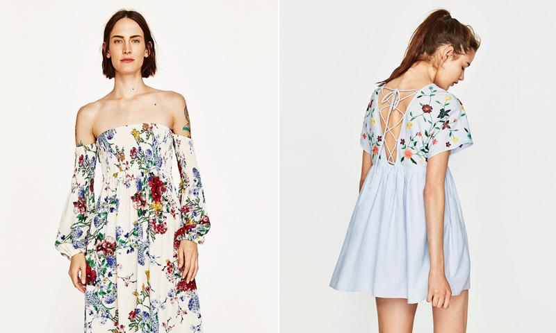 ¡Siempre a la última! 8 vestidos de Zara que no pueden faltar en tu armario este verano