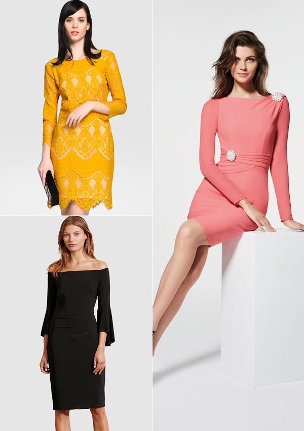 Vestidos para las mamas de primera comunion