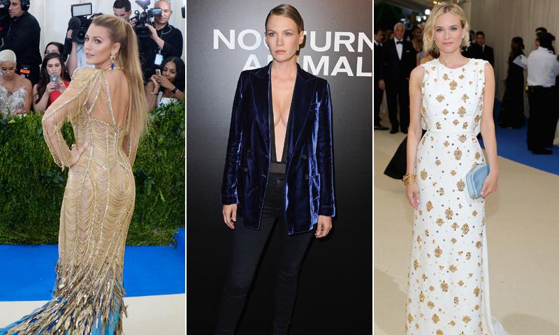 ¡Glamour y estilo innatos! Blake Lively y otras 'Celebrities' que no tienen estilista