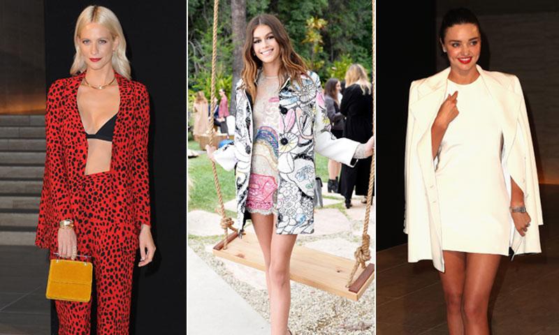 Kaia Gerber sube al ranking de las mejor vestidas de la semana