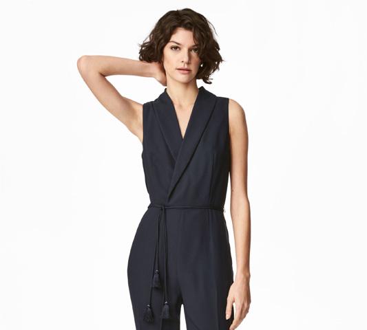Del estilo bohemio al 'chic clásico', así son los 'jumpsuit' de H&M para esta temporada