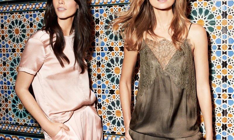 Vístete de H&M y luce espléndida en las fiestas estivales