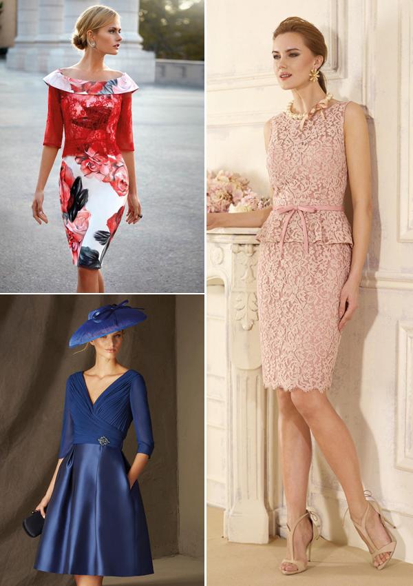 Vestidos bonitos para madrinas de boda